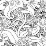 Advanced Coloring Pages Flowers Amazing Make Your Own Coloring Pages for Free Beautiful Printable Advanced