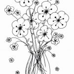 Advanced Coloring Pages Flowers Brilliant Coloring Pages for Adults Flowers