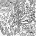 Advanced Coloring Pages Flowers Inspiration Inspirational Flower Cute Coloring Pages