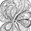 Advanced Coloring Pages Flowers Inspired Peacock Coloring Pages Unique Free Coloring Pages for Adults 13 Free