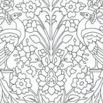 Advanced Coloring Pages Flowers Inspiring Printable Advanced Coloring Pages Coloring Design Pages