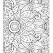 Advanced Coloring Pages Flowers Wonderful Printable Plex Coloring Pages New Flowers Abstract Coloring Pages