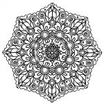 Advanced Coloring Pages Wonderful Flower Mandala Coloring Pages Malvorlagen Advanced Mandala Coloring