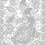 Advanced Online Coloring Pages New Peacock Coloring Page Unique Advanced Peacock Coloring Pages New