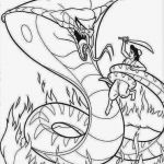 Aladdin Coloring Book Creative Spitting Cobra Coloring Pages at Getdrawings