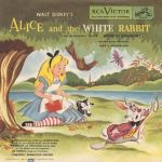 Alice In Wonderland Coloring Book Disney New Vintage Disney Alice In Wonderland Rca Victor Storyteller Single Wy