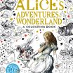 Alice In Wonderland Coloring Pages for Adults Best Of the Macmillan Alice Colouring Book Pan Macmillan Au