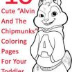 Alvin and the Chipmunks Coloring Book Marvelous Road Chip Coloring Pages Fresh 26 Best Alvin S Guide to Road Trip