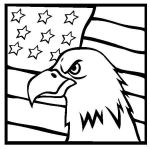 America Flag Coloring Page Inspirational Veterans Day Coloring Pages Bald Eagle