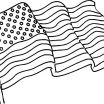American Flag Coloring Pages for Preschool Beautiful Coloring Coloring Sheet for Kidsrintable Free American