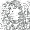 American Indian Coloring Pages New Native American to Color Awesome Easy Native American