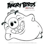 Angry Bird Color Book Elegant Incredible Coloring Pages Bird Pdf Picolour