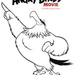 Angry Bird Color Book Marvelous Free Angry Birds Coloring Pages Printables Esy Crafts