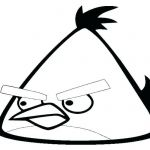 Angry Bird Color Book Pretty Free Cut Out Coloring Pages Bird Printable Angry Birds Colouring
