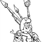 Angry Bird Coloring Book Amazing New Coonskin Cap Coloring Pages – Nocn