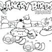 Angry Bird Coloring Book Creative Coloring Pages Angry Birds Go – Queenandfatchef