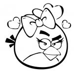 Angry Bird Coloring Book Inspirational Angry Birds Coloring Pages