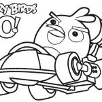 Angry Bird Coloring Books Brilliant Angry Birds Coloring Pages