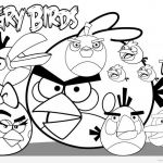 Angry Bird Coloring Books Creative 25 Birds Coloring Pages for Kids Timykids