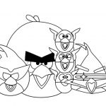 Angry Bird Coloring Books Wonderful Angry Birds Coloring Pages