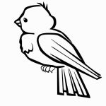 Angry Bird Coloring Page Best Awesome Angry Birds Black Bird Coloring Page – Kursknews