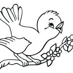 Angry Bird Coloring Page Pretty Alabama State Bird Coloring Page – Littapes