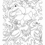Angry Bird Colouring Excellent Inspirational Rio Bird Coloring Pages – thebookisonthetable
