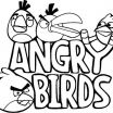 Angry Bird Colouring Excellent New Angry Birds Black Bird Coloring Pages – Kursknews