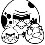 Angry Bird Pigs Coloring Pages Brilliant Angry Birds Coloring Pages Red Bird Design Templates