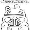 Angry Bird Pigs Coloring Pages Brilliant Angry Birds Star Wars Coloring Coloring Home