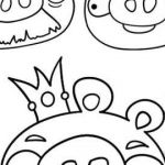 Angry Bird Pigs Coloring Pages Pretty Roger Lewis Author at Blue History