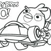 Angry Birds Color Page New Menu Coloring Pages – Ozamard
