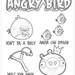 Angry Birds Coloring Games Creative Anger Management Coloring Pages