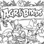 Angry Birds Coloring Games Inspired Coloring Book Free Printable Unique Coloringes Mermaids to Print
