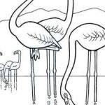 Angry Birds Coloring Pages Wonderful Unique Flamingo Bird Coloring Pages Nocn