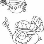 Angry Birds Pigs Coloring Pages Brilliant Angry Birds Coloring Pages