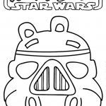 Angry Birds Pigs Coloring Pages Brilliant Angry Birds Star Wars Coloring Coloring Home