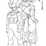 Animation Coloring Pages Inspiration Goku Coloring Pages Best Free Printable Animation Coloring Pages