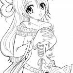 Anime Coloring Books for Adults Inspirational Cool Anime Coloring Pages at Getdrawings