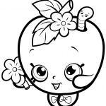 Apple Blossom Shopkin Brilliant Shopkins Printable Coloring Pages Elegant New Eazy E Coloring Pages