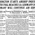 Apple White Legacy Day Unique 3 Ways the Hindenburg Disaster Improved Aviation