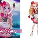 Apple White Throne Coming Doll Creative Ever after High Apple White Makeup Games