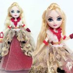 Apple White Throne Coming Doll Creative Of Ever after High Apple White Throne Ing Doll