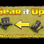 Archer tower Clash Of Clans Amazing New Update Double Cannon by Using Gear Up