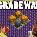 Archer tower Clash Of Clans Best Clash Of Clans Best Wall Upgrade Strategy