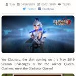 Archer tower Clash Of Clans Creative Guide for Clash Of Clans Coc On the App Store
