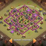 Archer tower Clash Of Clans Exclusive Th8 War Base Base Tips for Improvement