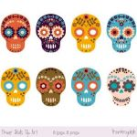 Ariel Sugar Skull Inspiring Elease Bengtson – Page 18 – 2 000 000 Cool Cliparts Stock Vector