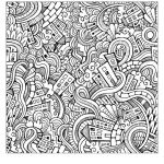 Art Deco Coloring Pages Inspired Incredible City Doodle Doodle Art Doodling Adult Coloring Pages