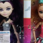 Ashlynn Ella Mirror Beach Beautiful Mattel Ever after High Raven Queen & ashlynn Ella Dlb34